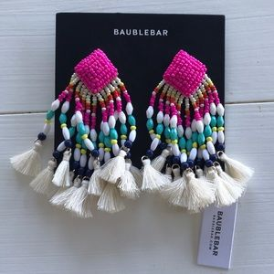 Baublebar multi colored earrings